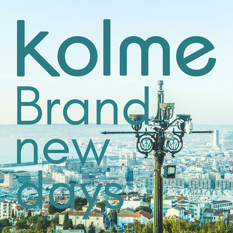 Kolme「Brand new days」