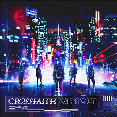 Crossfaith「WIPEOUT」通常盤
