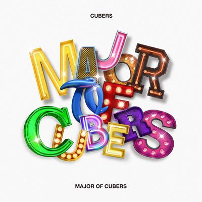 CUBERS「MAJOR OF CUBERS」初回限定盤