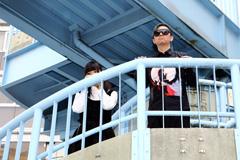 左からDAOKO、☆Taku Takahashi。