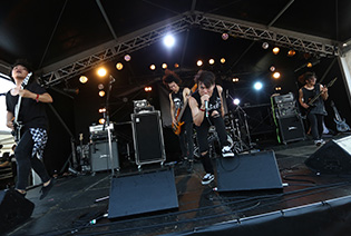 Crystal Lake(Photo by kohei suzuki)