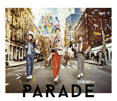 DEEN「PARADE」初回生産限定盤B