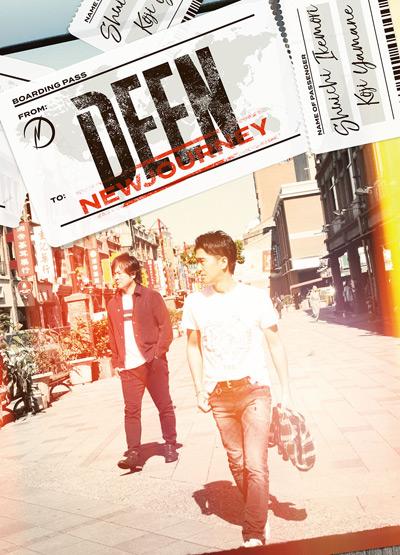 DEEN「NEWJOURNEY」初回限定盤A