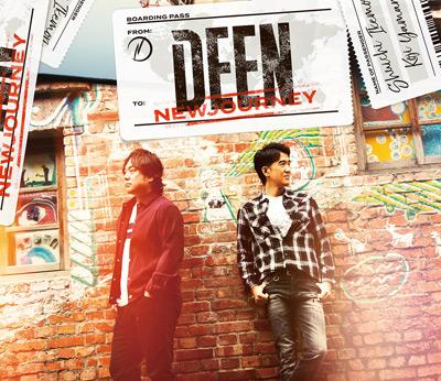DEEN「NEWJOURNEY」初回限定盤B