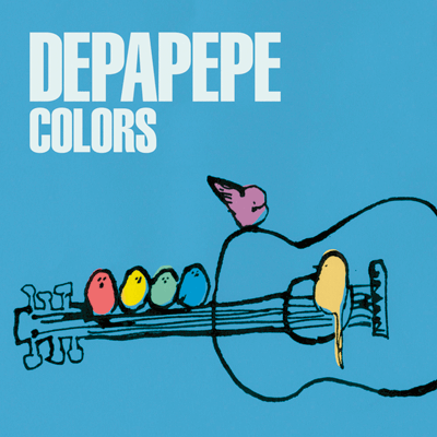 DEPAPEPE「COLORS」初回限定盤