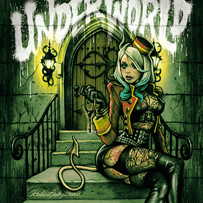 VAMPS「UNDERWORLD」初回限定盤A