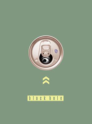 DEZERT「black hole」初回限定盤