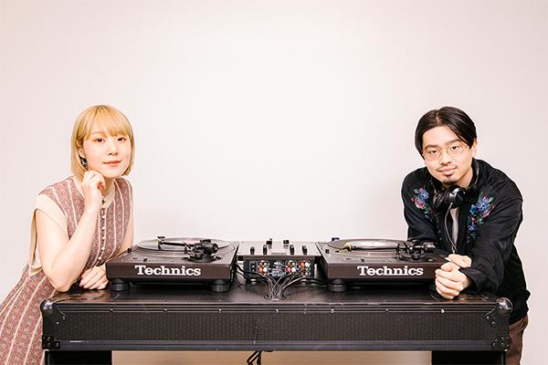 デジナタ連載 Technics×「RSD Drops」特集 おかもとえみ&ハマ・オカモト(OKAMOTO'S)対談