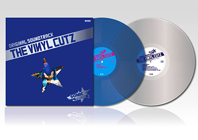 V.A.「SONIC FORCES ORIGINAL SOUNDTRACK THE VINYL CUTZ」