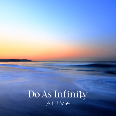 Do As Infinity「ALIVE」CD+DVD