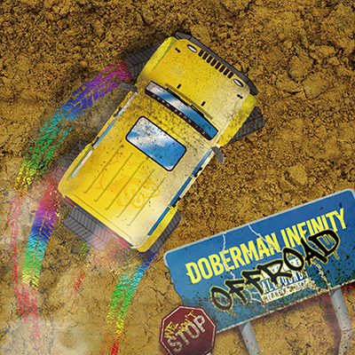 DOBERMAN INFINITY「OFF ROAD」通常盤