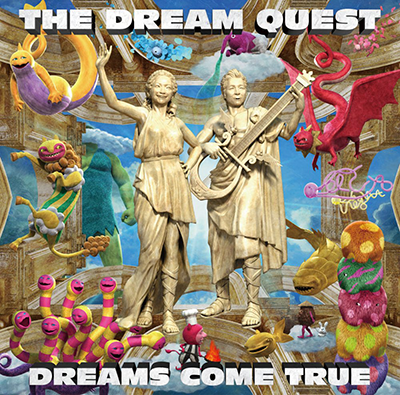 DREAMS COME TRUE「THE DREAM QUEST」CD
