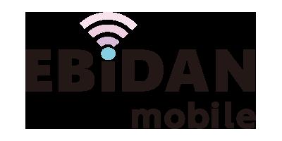 「EBiDAN mobile」ロゴ
