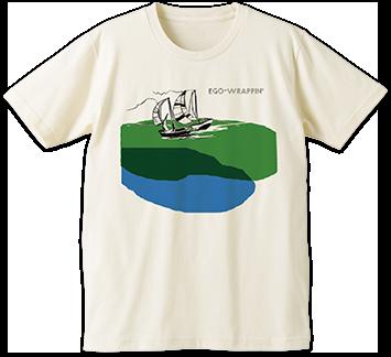 2001年 ライブツアー「満ち汐のロマンス」Tシャツ