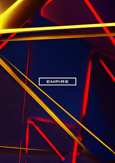 EMPiRE「SUPER COOL EP」初回限定盤
