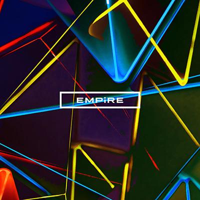 EMPiRE「SUPER COOL EP」通常盤
