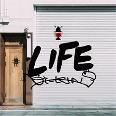 「LIFE」通常盤ジャケット