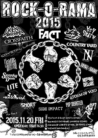 ROCK-O-RAMA 2015