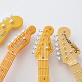 「THE GUITAR LEGEND」Fenderギターフィギュア ヘッド部分