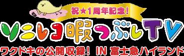 ソニレコ!暇つぶしTV 祝★1周年記念!ワクドキの公開収録! IN 富士急ハイランド