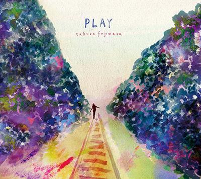 藤原さくら「PLAY」初回限定盤