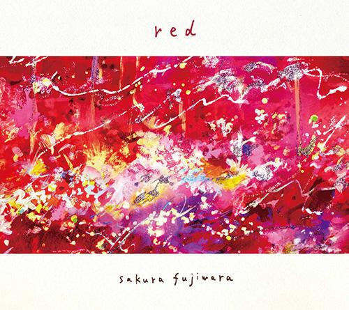 藤原さくら「red」初回限定盤