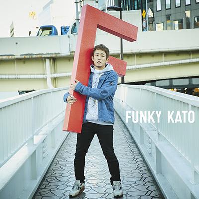 ファンキー加藤「F」初回限定盤