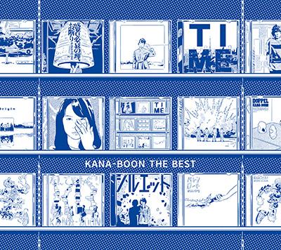 KANA-BOON「KANA-BOON THE BEST」初回限定盤