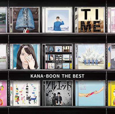 KANA-BOON「KANA-BOON THE BEST」通常盤