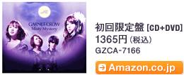 初回限定盤 [CD+DVD] / 1365円(税込) / GZCA-7166