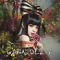 GARNiDELiA「約束 -Promise code-」通常盤ジャケット