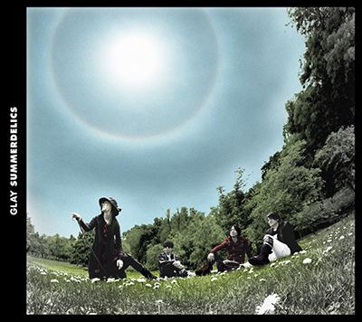GLAY「SUMMERDELICS」CD+DVD2枚組