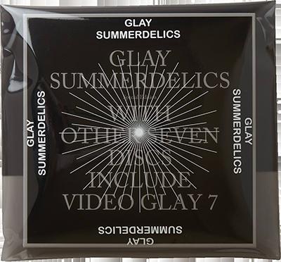 GLAY「SUMMERDELICS」G-DIRECT限定盤
