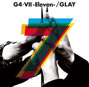 GLAY「G4・V-Democracy 2019-」通常盤