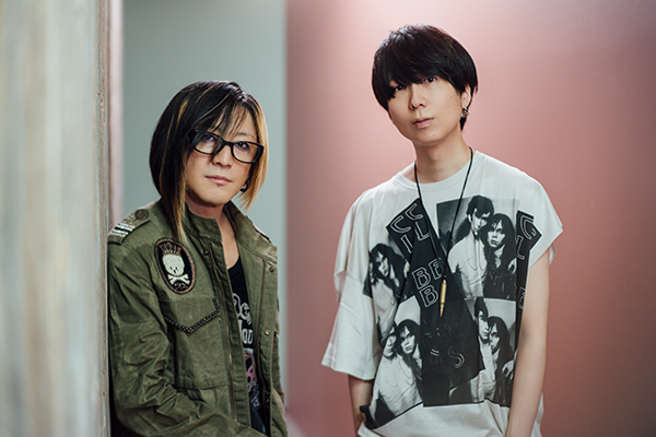 GLAY「G4・2020」特集 HISASHI(GLAY)×川谷絵音対談
