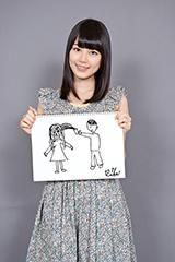 生田絵梨花の印象的なシーンは、「glee/グリー」の代名詞とも言えるシーン「ジュースかけ」。いい子の皆さんはマネしちゃダメ、ゼッタイ。