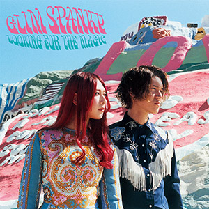 GLIM SPANKY「LOOKING FOR THE MAGIC」通常盤