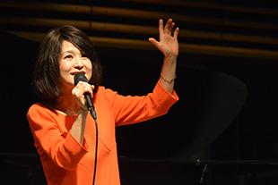 辛島美登里(写真提供:TOKYO FM)