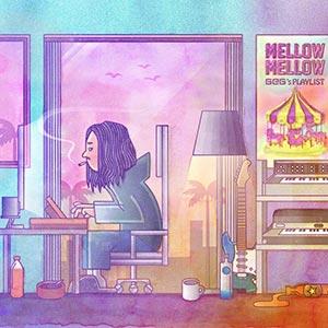 GeG「Mellow Mellow ~GeG's PLAYLIST~」
