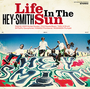 HEY-SMITH「Life In The Sun」通常盤