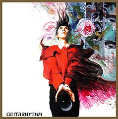 「GUITARHYTHM」ジャケット