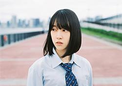 「ホットギミック ガールミーツボーイ」より、堀未央奈演じる成田初。