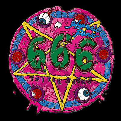 ヒステリックパニック「666(TRIPLE SICK'S)」初回限定盤