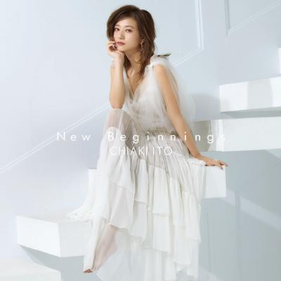 伊藤千晃「New Beginnings」CD+DVD