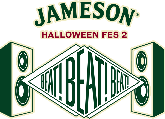 「JAMESON HALLOWEEN FES 2」