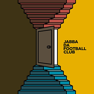 JABBA DA FOOTBALL CLUB「新世界」通常盤