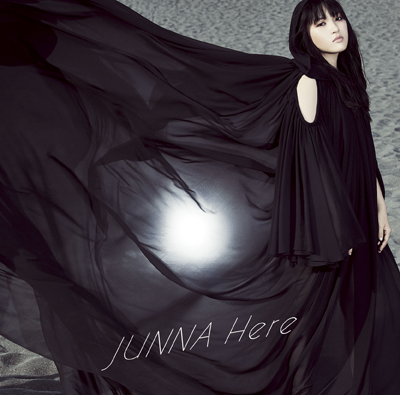 JUNNA「Here」CD