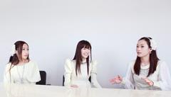 左からHikaru、Keiko、Wakana。