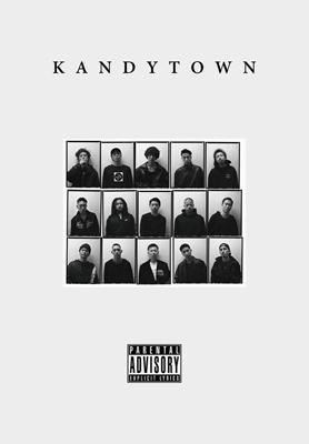 KANDYTOWN「ADVISORY」初回限定盤