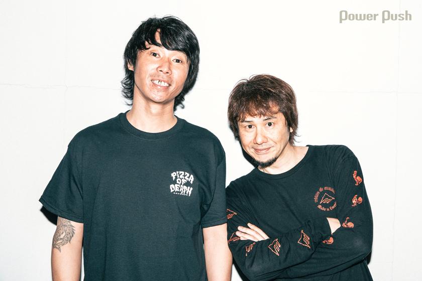 Ken Yokoyama VS NAMBA69」特集|横山健×難波章浩対談 Hi-STANDARDの ...